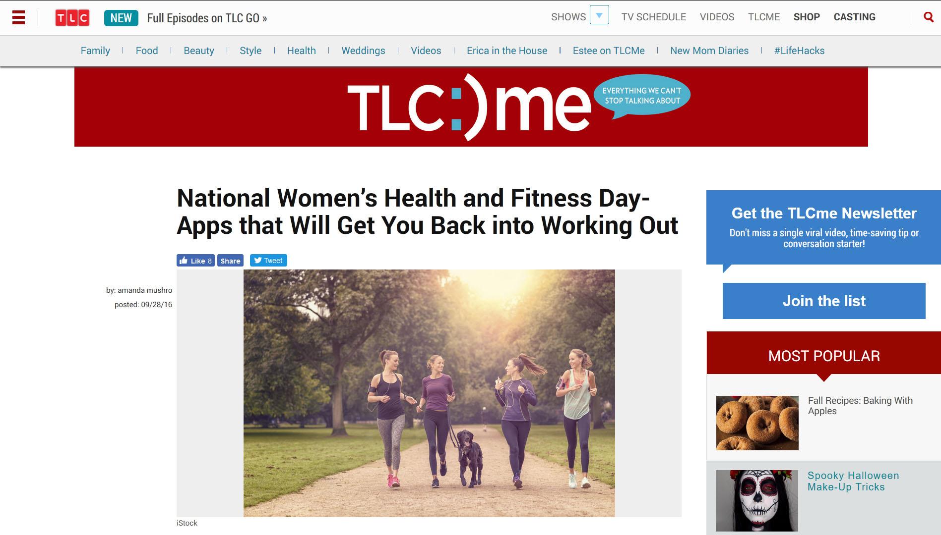 TLC Womens National Health